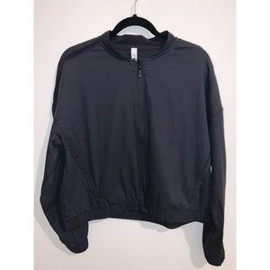 LULULEMON | Black Textured Light Jacket